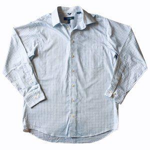 Kenneth Cole Reaction Button Down Shirt Men's SZ M